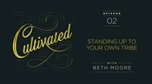 Beth Moore on Standing Up to Your Own Tribe
