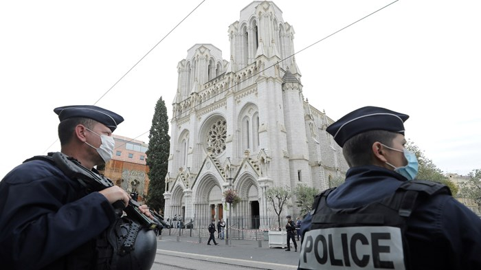 French Churches Heighten Security After Deadly Attack