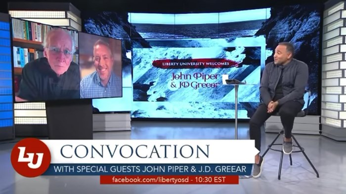 John Piper's Liberty Convocation Pulled After Election Post