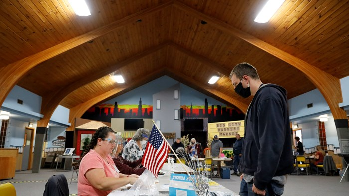 Christian Trump and Biden Voters Wait on the Lord ... and Ballot Counts
