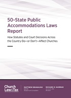 50-State Public Accommodations Laws Report