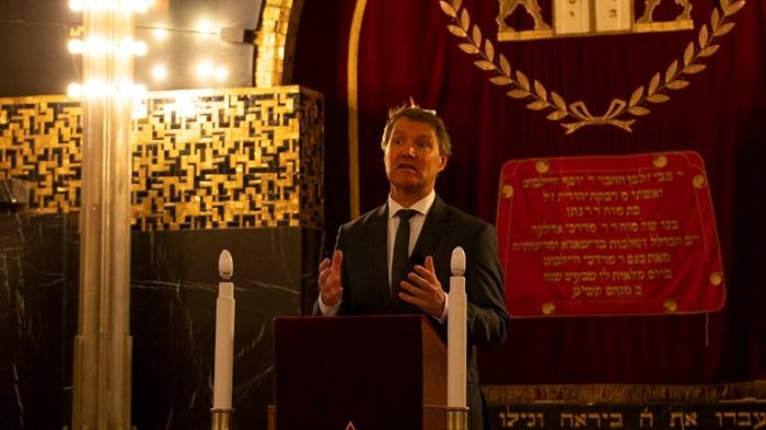 Dutch Protestant Church Admits Failing Jews During World War II