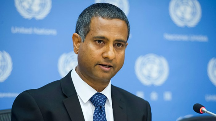 'Water on a Stone': UN Expert on the Hard Work of Religious Freedom