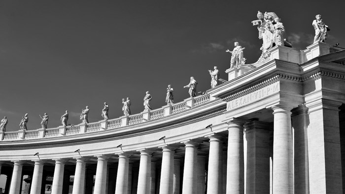 A Troubled Vatican