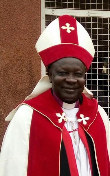 Archbishop Ezekiel Kondo