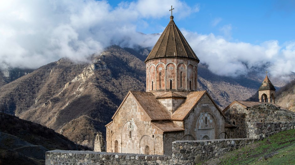 A Plea to Save Artsakh's Armenian Heritage