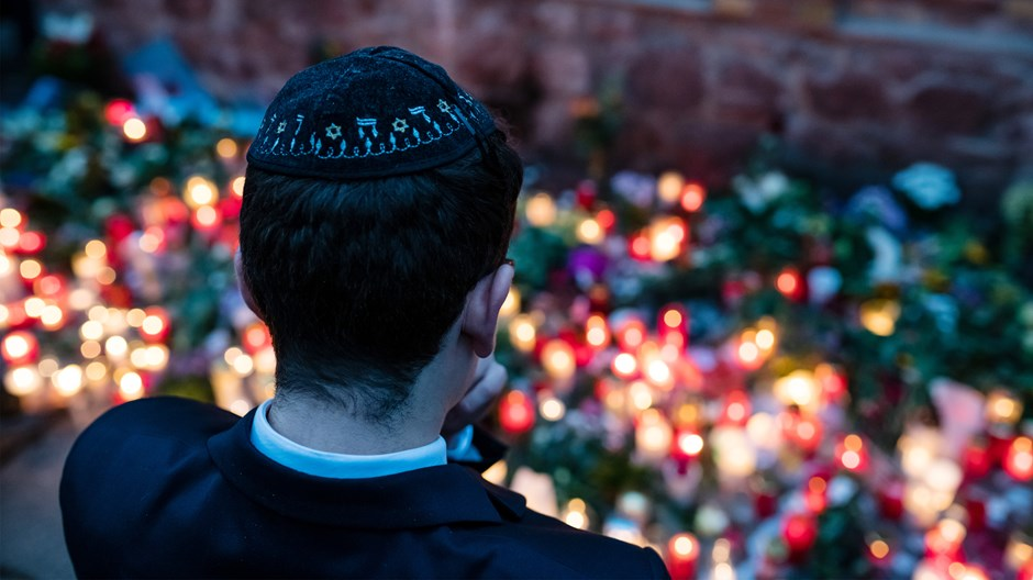 German Churches Reckon with Antisemitic History