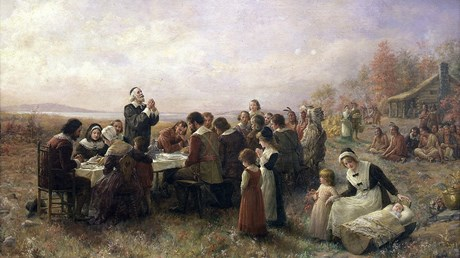For Pilgrims, Thanksgiving Was a Way of Life