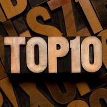 The Top 10 Articles on Church Law & Tax in 2020