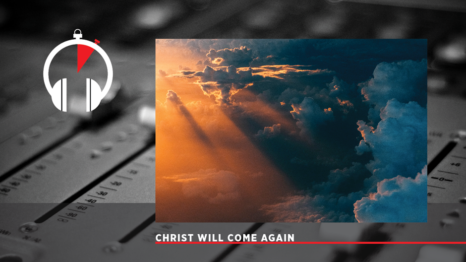 Why Christians Stopped Talking About Jesus' Second Coming