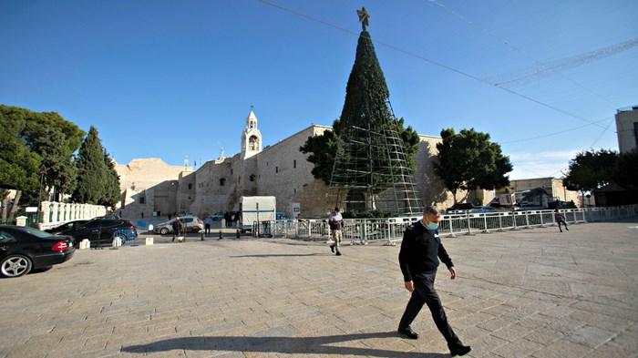 Bethlehem's Inns Are Empty This Christmas
