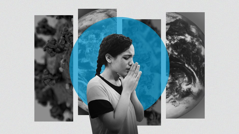 20 prières supplémentaires face à la pandémie