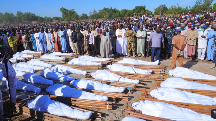 US Adds Nigeria to Top of Religious Persecution List, Removes Sudan and Uzbekistan