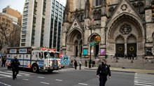 Gunman Killed After Opening Fire at NYC Church Christmas Concert