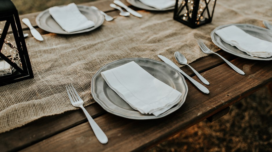 Don't Pack Away the Dinnerware During COVID-19
