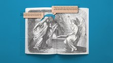 La Bible passe le test de Bechdel. Elle va même au-delà.