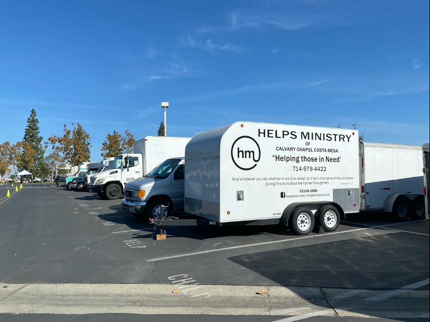 긴급help트럭