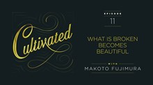 Makoto Fujimura: What Is Broken Becomes Beautiful