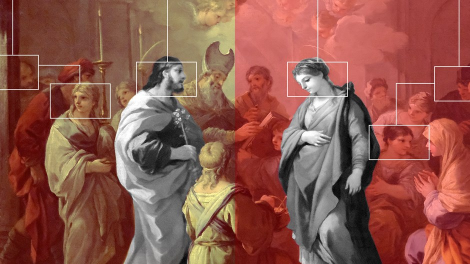當上帝給耶穌兩個家譜時,祂知道自己在做甚麼