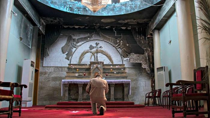 Word or Deeds: Shiite Firebrand Pledges to Restore Iraqi Christian Property