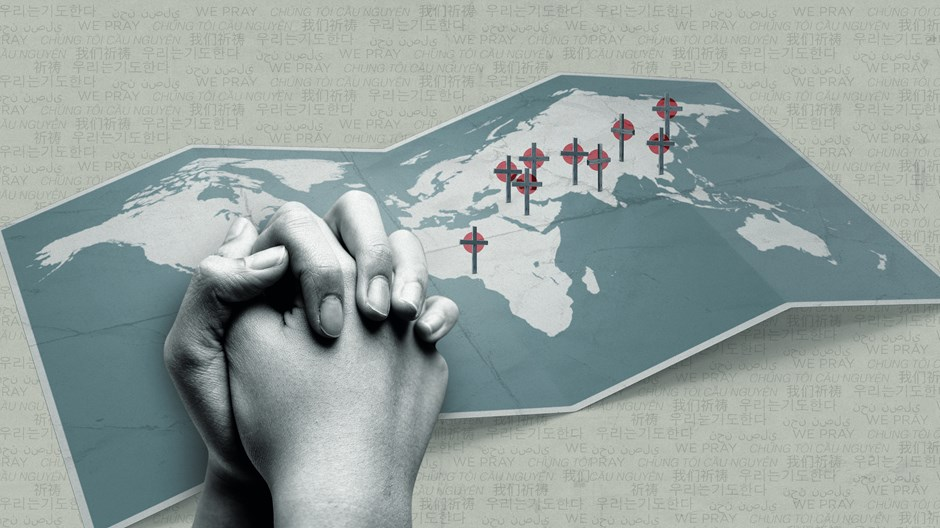 Prayers and Praises from the World's Hardest Places to Be a Christian