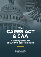 CARES Act and CAA Table