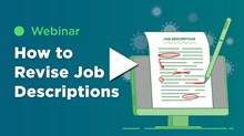 How to Revise Job Descriptions: Updating Roles in Light of COVID-19