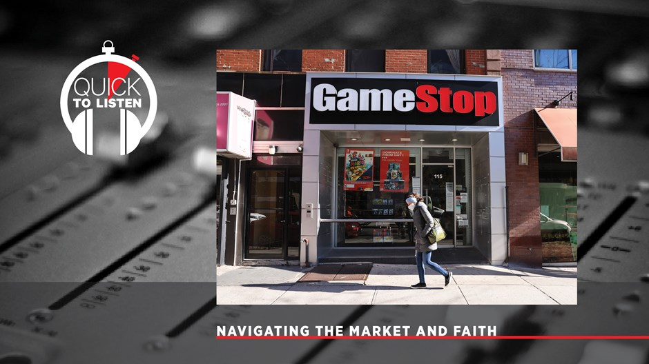 Should Christians Buy GameStop Stock?