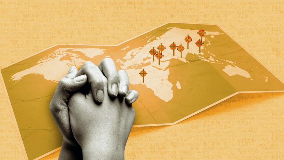 Motivos de oración y gratitud en los lugares donde los cristianos sufren mayor persecución