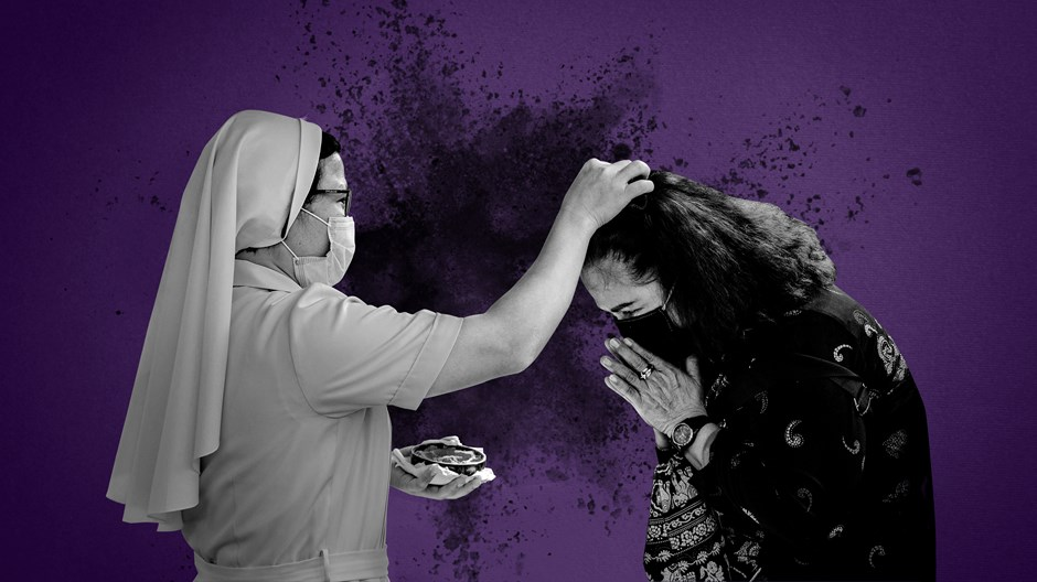 Ash Wednesday's Imposition of Humility