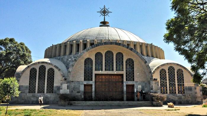 Witnesses Recall Church Massacre in Ethiopia's Holy City of Axum