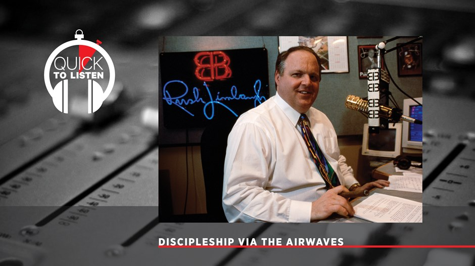 Did Rush Limbaugh Reshape Christian Radio, Too?