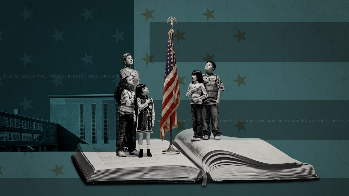 Are Christian Schools Training Christians or Americans?