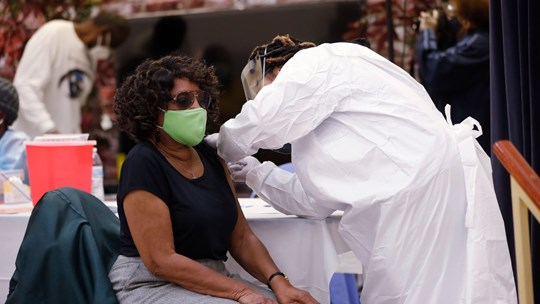 Black Church Group Offers Its Best Shot at Closing Vaccine Gap