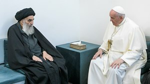 Explainer: Pope Francis Makes Peace with Iraq's Shiite Muslims