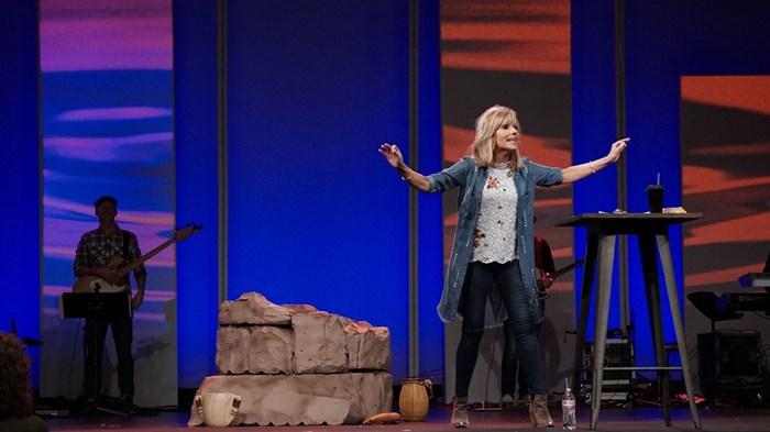 Beth Moore Says She's No Longer Southern Baptist