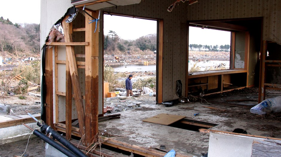 Tsunami Aftermath: Second Chances in Japan