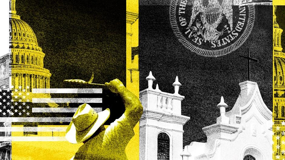 O que é nacionalismo cristão?