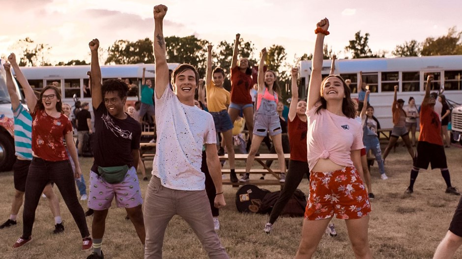 Netflix's Christian Camp Musical Nails Its '90s CCM Soundtrack