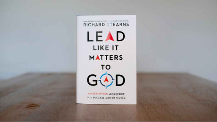 20 Truths from 'Lead Like It Matters to God' by Richard Stearns