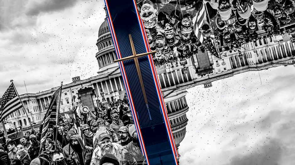 A igreja pode se por na brecha contra o caos