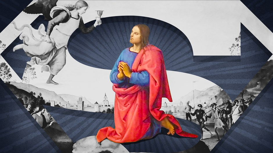 Jesus Was the God-Man, Not the God-Superman