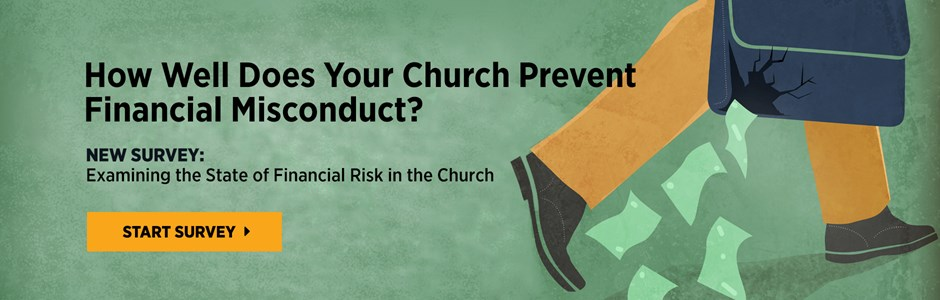 How Well Does Your Church Prevent Financial Misconduct?