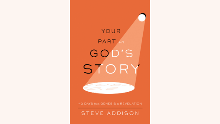 One-on-One with Steve Addison on 'Your Part in God's Story'