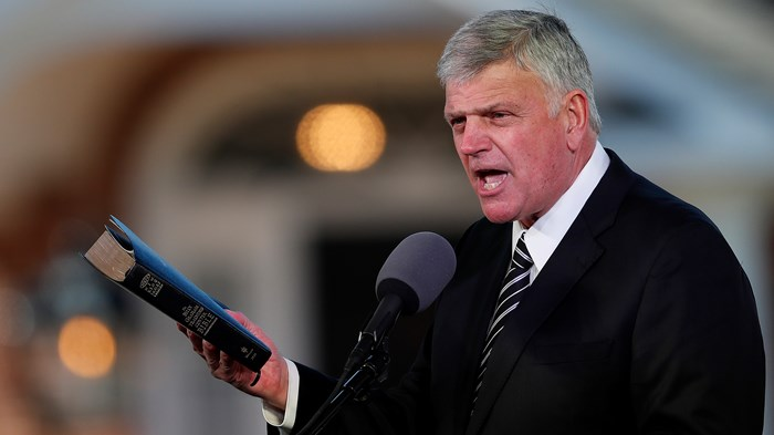 Franklin Graham Wins British Bus Ad Censorship Suit