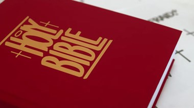 Hype Meets Holy in Modern Bible Design