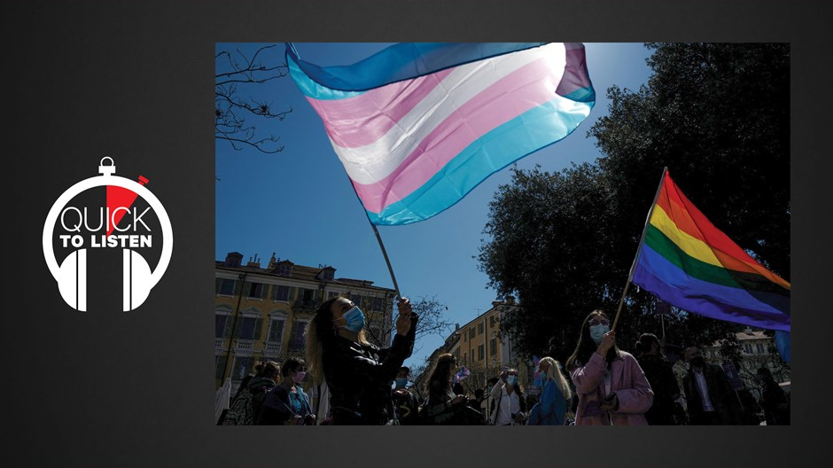 Why the Transgender Conversation Is Changing