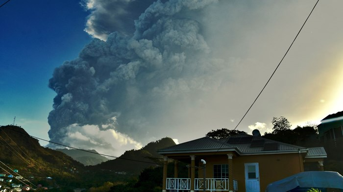 Ashes to Ashes: How St. Vincent Churches Keep Hope After Recent Volcanic Eruption