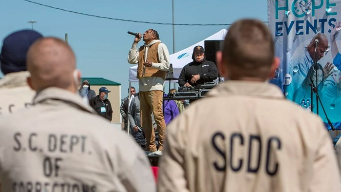 Prisons Reopen to Ministry with Recent Visits from Lecrae and Justin Bieber