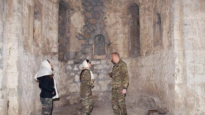 Anticipating Biden on Genocide, Armenians Fear Cultural One in Azerbaijan